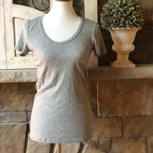J. Crew Vintage Cotton Scoopneck T-Shirt